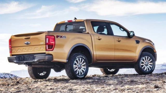 2019 Ford Ranger Accessories, Includes Bull Bars, Fender Flares, And More