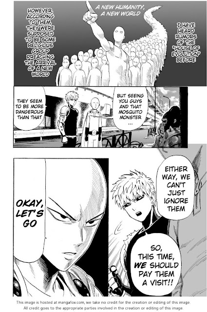 ONE PUNCH MAN CHAPTER 9 Page 9