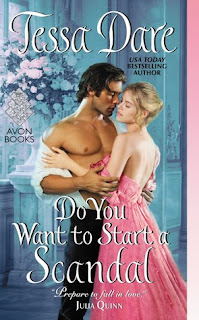 romance novel, historical romance, tessa dare, do you want to start a scandal