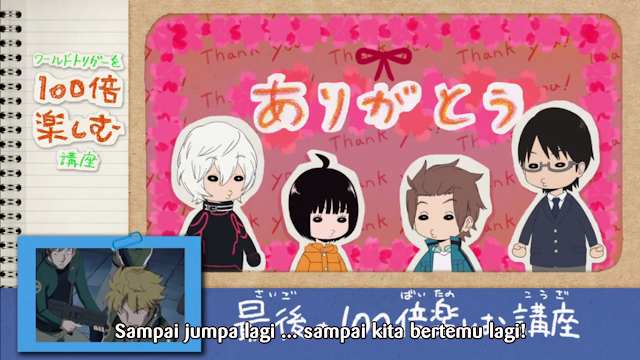 [Review Anime] World Trigger