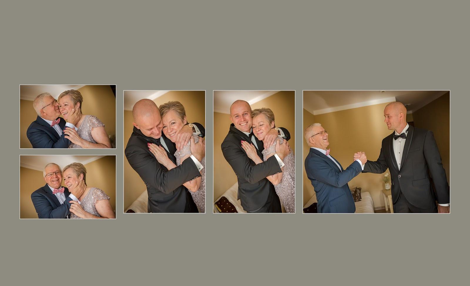 Wyjątkowe i piękne zdjęcia ślubne z rodzicami w dniu ślubu - #ZdjęciaSłomińskiego Wrocław. Fotograf ślubny.