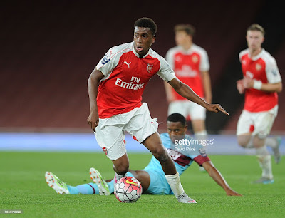 MEANINGLESS RUMOUR! ALEX IWOBI MISSED EAGLES TRAINING, NOT QUITING NIGERIA FOR ENGLAND... SEE THE REASON