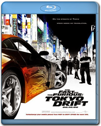The Fast And The Furious: Tokyo Drift [BD25] [2006] [Latino]