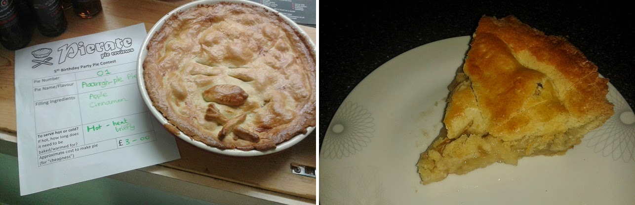 Apple Pie Review