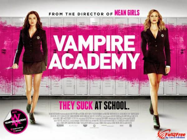 Movie : Vampire Academy (2014) 720p Blu-Ray [Eng 5.1 + Hindi]