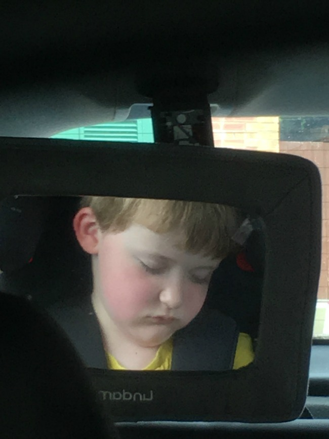 our-weekly-journal-14th-august-2017-toddler-asleep-in-car
