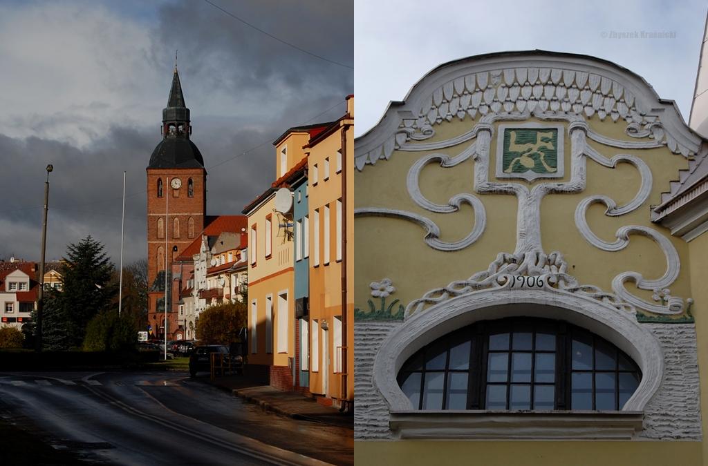 Kościół, dworzec, koszary, browar – odwiedzamy Biskupiec Reszelski