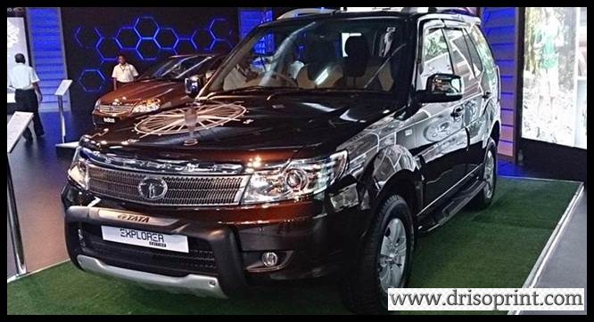 Tata Safari Storme Review