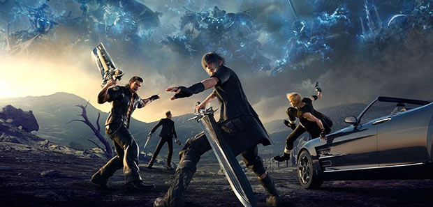 Final Fantasy XV 101 Trailer Extended Cut