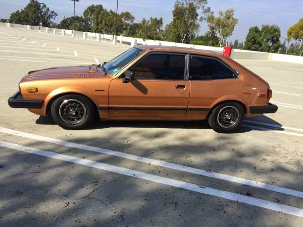 Car By Owner Craigslist >> Classic Hatchback, 1980 Honda Accord LX | Auto Restorationice