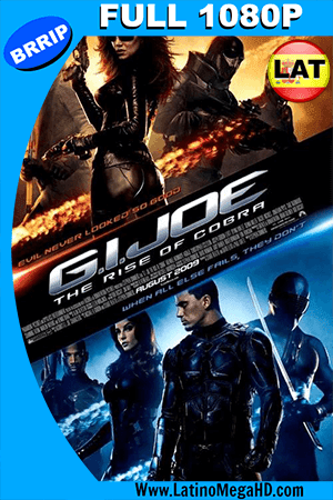 G.I. Joe – El Origen De Cobra (2009) Latino Full HD 1080P ()