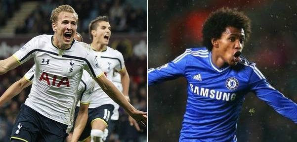 newgersy/  Tottenham vs Chelsea in Premier League