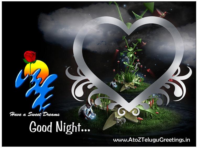 Love symbal good night greetings m4hsunfo Choice Image