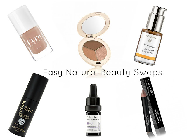 Swap YouTuber Favourites for Green Beauty Natural Organic Alternatives