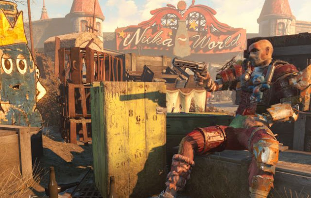 Here are the Raider Gangs You Can Join in Fallout 4's Nuka World DLC