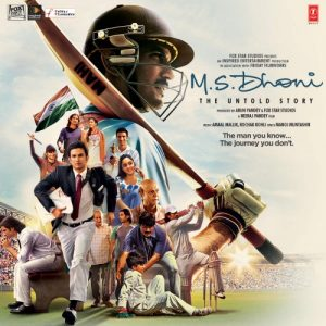 M.S. Dhoni The Untold Story (2016) MP3 Songs