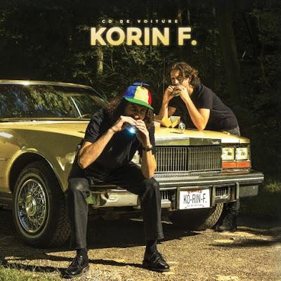 Korin F. démarre en trombe avec Cd de voiture, à découvrir sur #LACN.