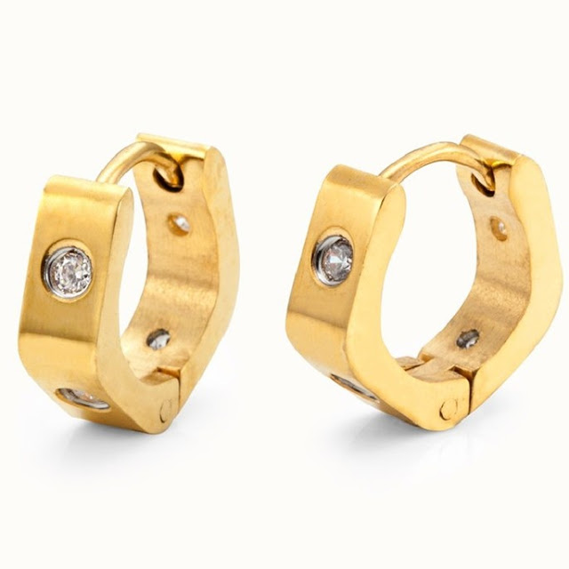 How to choose gold earrings?