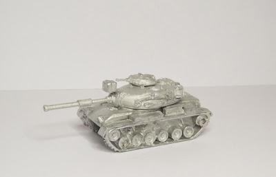 MDV60    M60A3, 105mm