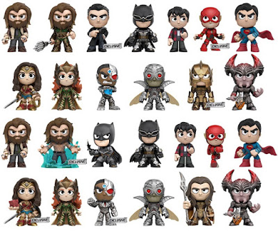 Justice League Movie DC Comics Mystery Minis Blind Box Series by Funko