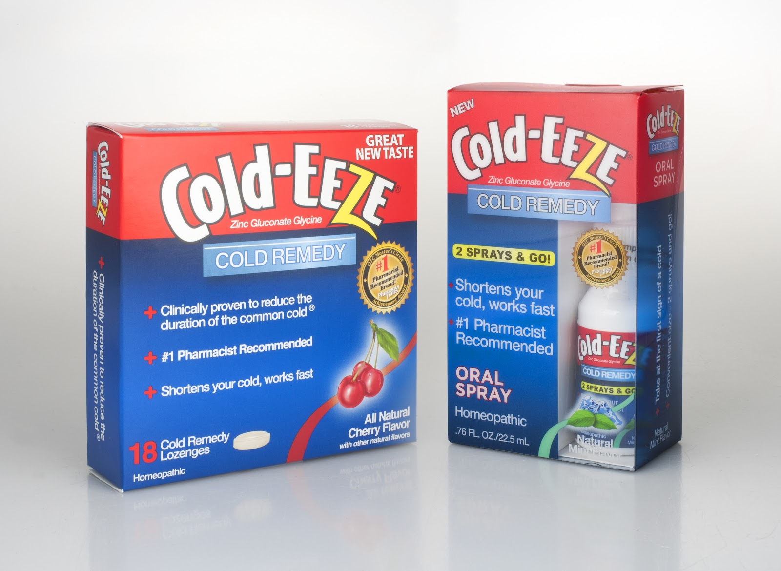 The Green Eyed Momma Review Cold Eeze Cold Remedy Lozenges