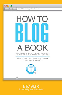 Book Review: How To Blog A Book by Nina Amir