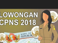 Recruitment CPNS tahun 2018 List Of Ministry/Institution Part 2