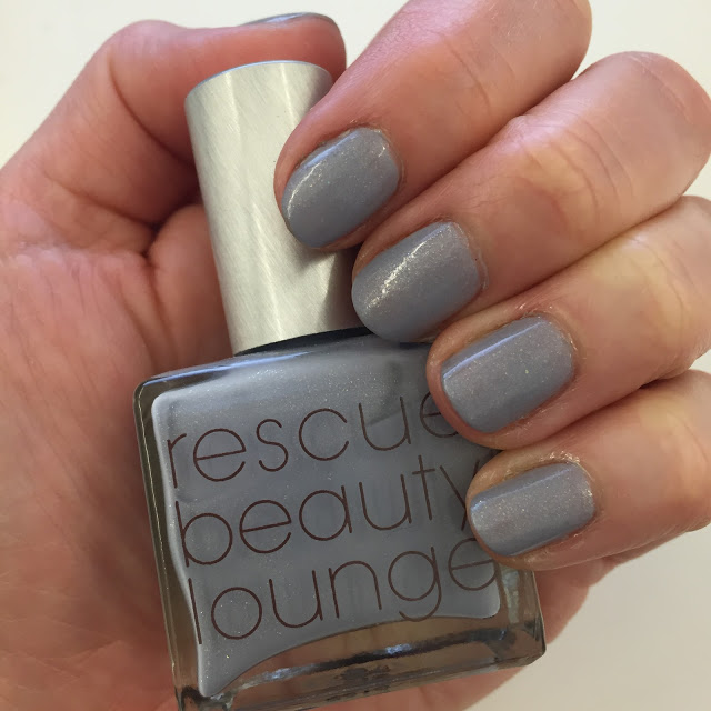 Throwback Thursday, #tbt, manicure, nails, nail polish, nail lacquer, nail varnish, Rescue Beauty Lounge Morning Light
