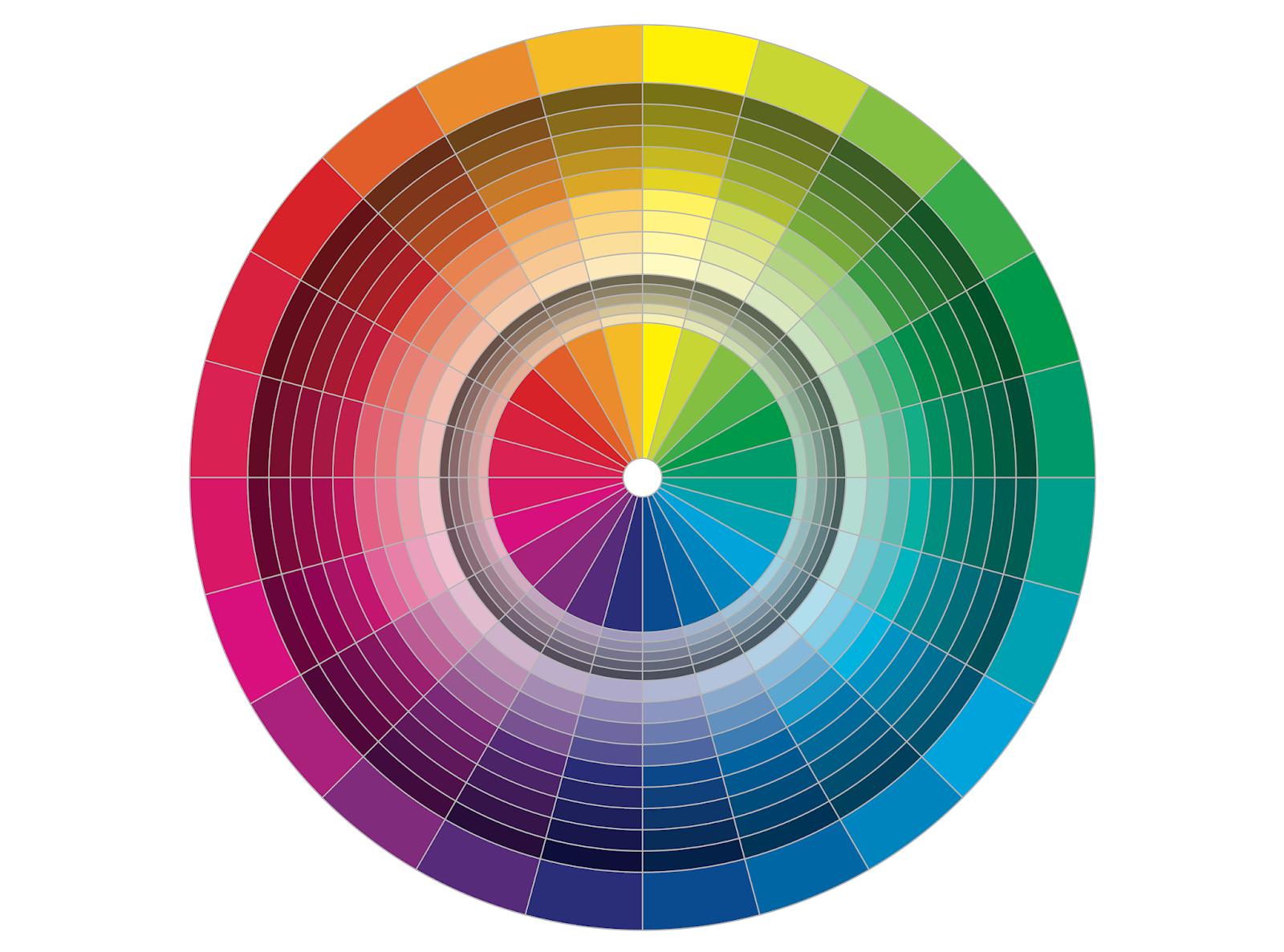 A Tableau Color Wheel - Ken Flerlage: Analytics Architecture