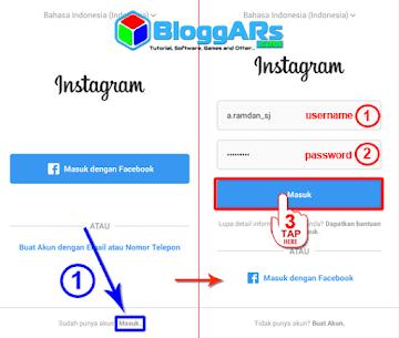 Cara Mengaktifkan Kembali Instagram