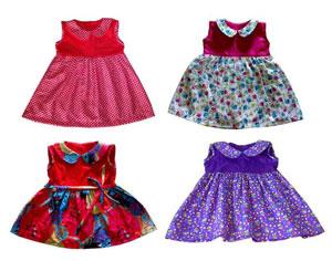Membuat Baju Anak dengan Pola Sederhana