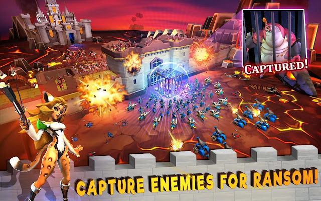 Lords Mobile MOD Unlimited VIP v1.34 Apk + Data (OBB) Android Terbaru
