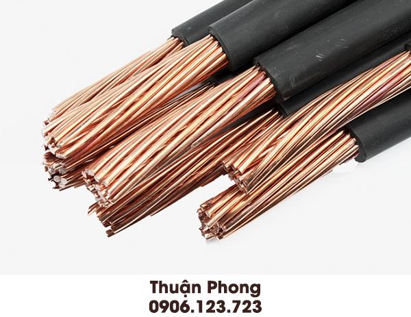 Bảng giá cáp đồng trần 38mm2 - Cáp tiếp địa chống sét 38mm2 chiết khấu cao