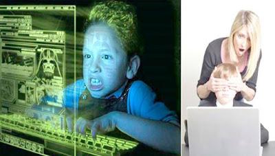 مخاطر استخدام الأطفال للانترنت مواقع برامج تكنولوجيا