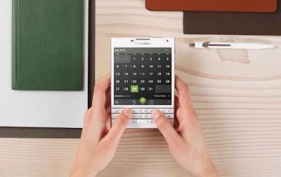 BlackBerry Passport Akan tersedia Warna Putih