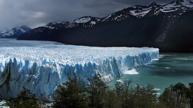 El Perito Moreno, el glaciar más conocido del mundo