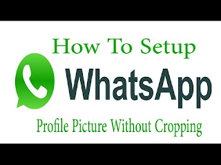 Cara Upload Foto Full Screen ke Whatsapp