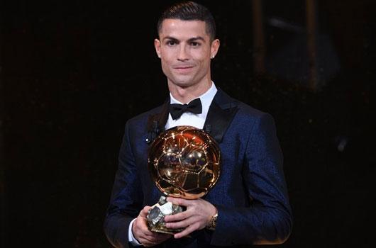 QBV 2018: Top 5 ngôi sao sẽ lật đổ Ronaldo 1