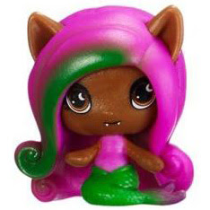 MH Mermaid Ghouls Clawdeen Wolf Mini Figure