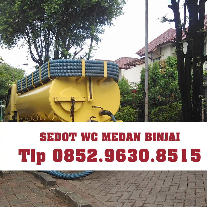 Sedot WC Medan Binjai
