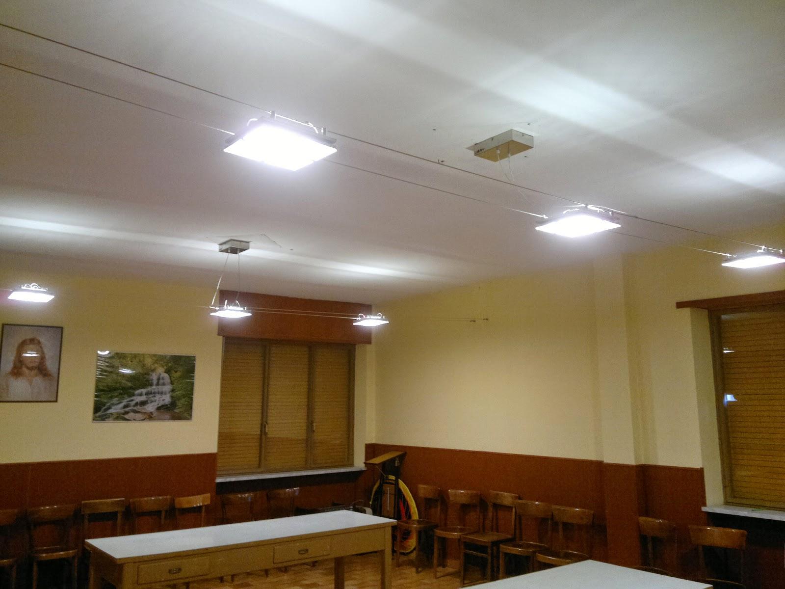 Eccezionale Illuminazione Led casa: QUADRA POWER Lampada a LED ad alta potenza NK13