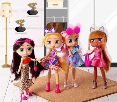 Куклы модницы Boxy Girls Season 2