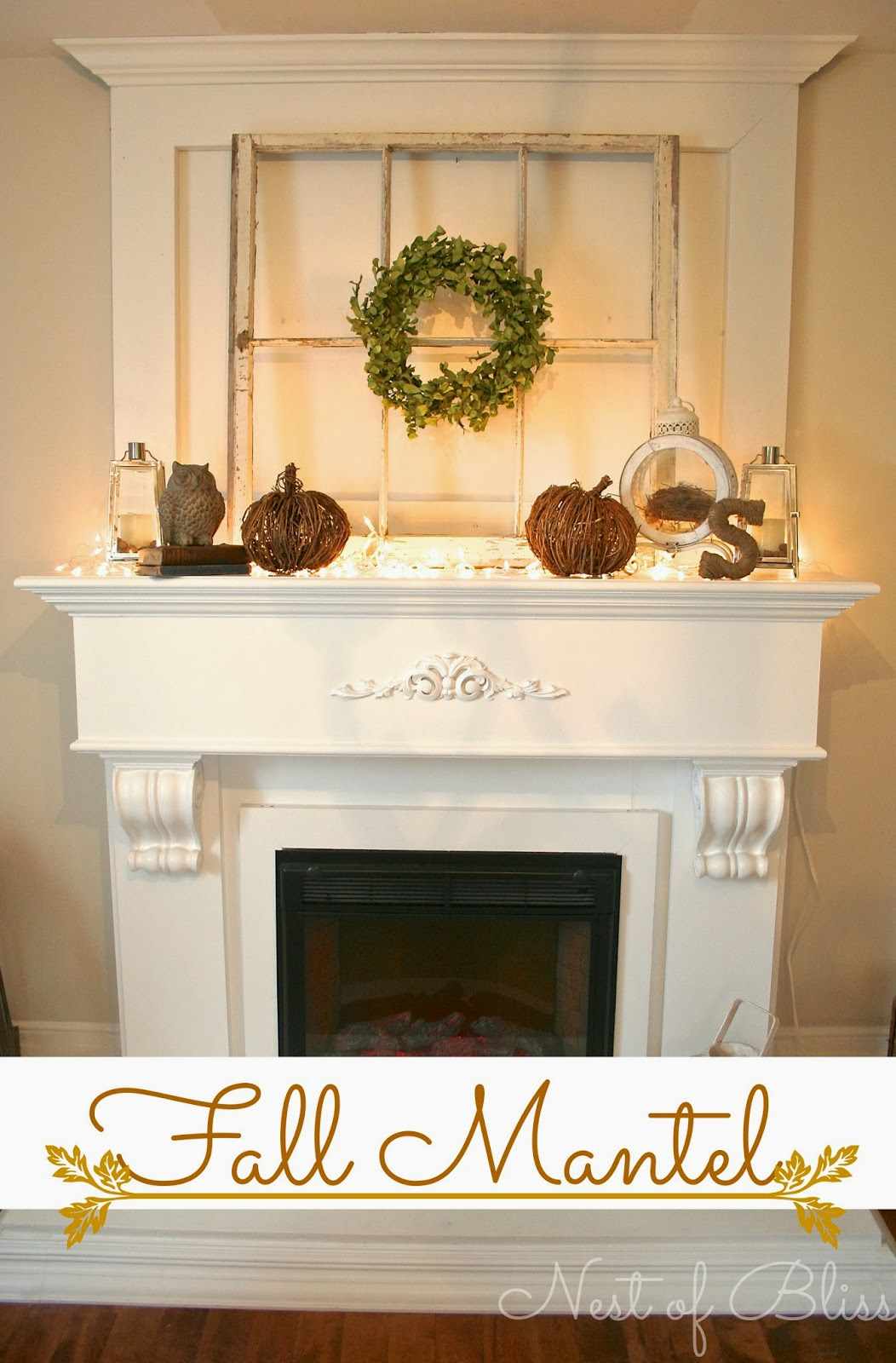 Fall Fireplace Mantel Decorating Ideas: 1000+ Images About Fireplaces On Pinterest