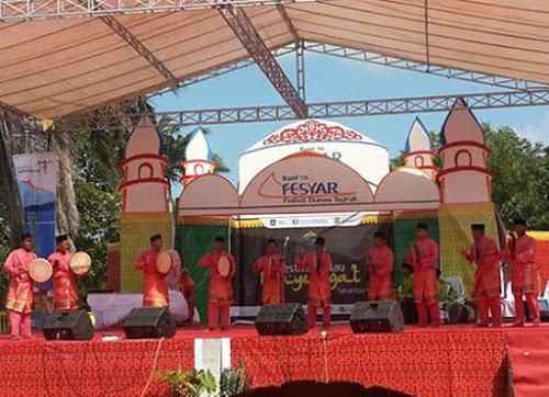 Festival Pulau Penyengat Digelar 22 - 24 Juli 2017