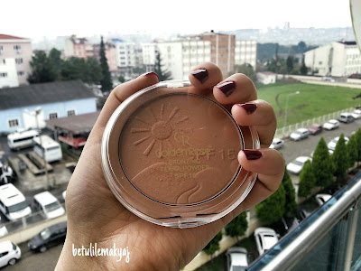Golden Rose Bronzing Terra Powder 103