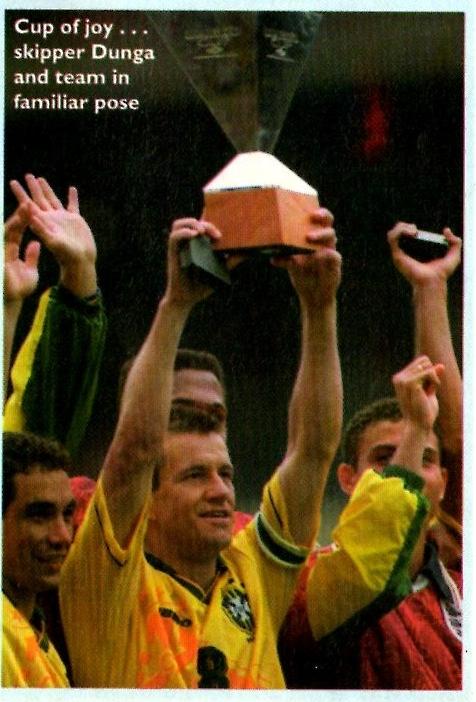 27f753ca1e Soccer Nostalgia: Compendium to Umbro Cup (1995)-part 2