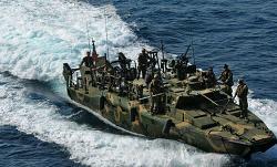 bateaux iraniens dans le Golfe
