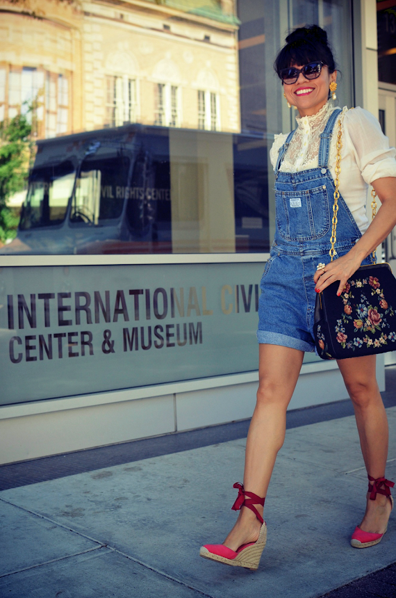 OVERALLS DUNGAREES TREND
