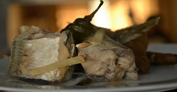 Pinangat Sa Sampalok (Fish In Tamarind Fruit) Recipe