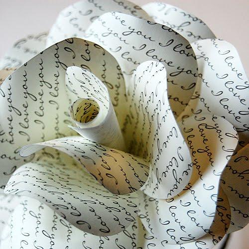 ellinee paper flower